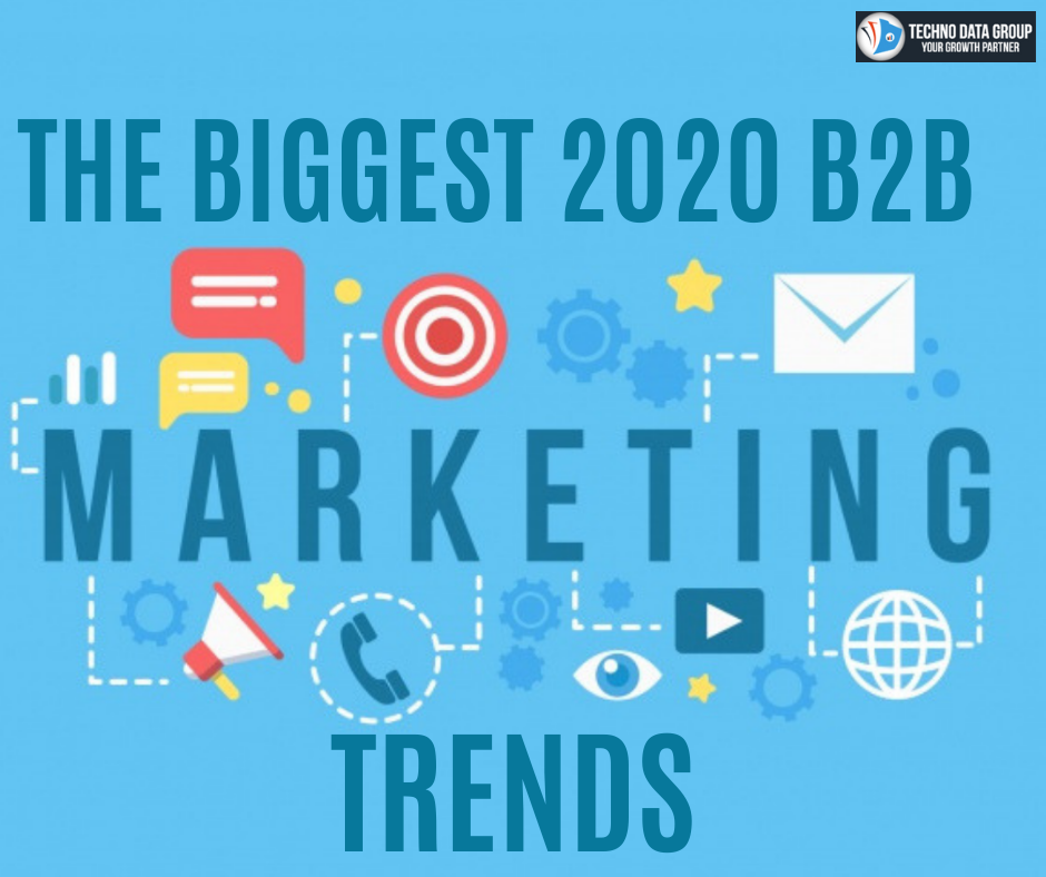 Biggest 2020 B2B Marketing Trends